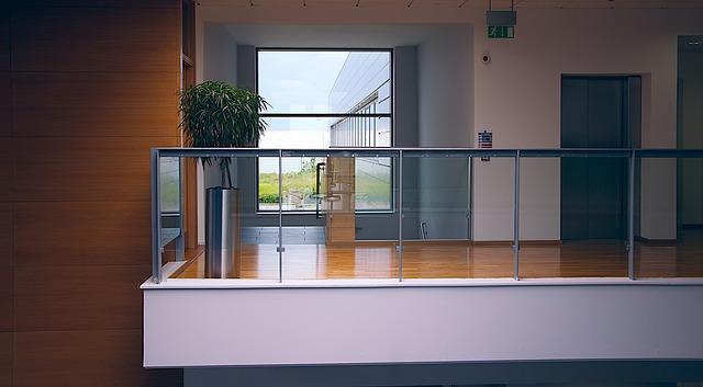szklane balustrady z wrocławia