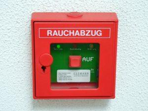 systemy przeciwpożarowe